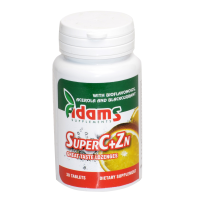 Super c + zn ADAMS SUPPLEMENTS