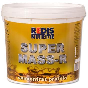 Super mass-r cu aroma de vanilie 900 gr REDIS
