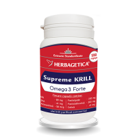 Supreme krill omega 3 forte