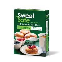 Sweet&safe, indulcitor natural din stevia