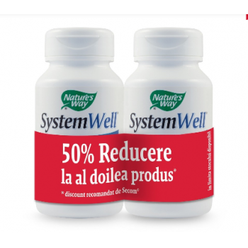 System well 1+1 50% 30+30 cpr NATURES WAY