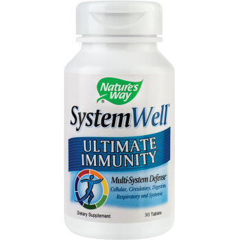 Systemwell ultimate immunity 30 tbl NATURES WAY