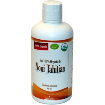 Suc de noni tahitian 100% natural, 3+1 gratis 946 ml ADAMS SUPPLEMENTS