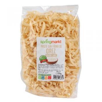 Taitei lati din faina de orez  250 gr SPRINGMARKT