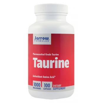 Taurine 100 cps JARROW FORMULAS