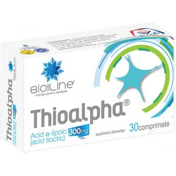Thioalpha 300mg  30 cpr BIO SUN LINE