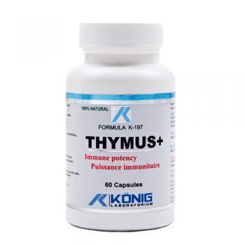 Thymus + 60 cps FORMULA K
