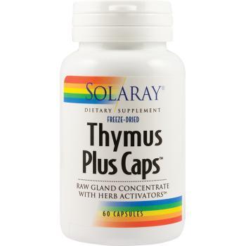 Thymus plus caps 60 cps SOLARAY