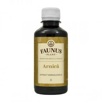 Tinctura  de arnica 200 ml FAUNUS PLANT