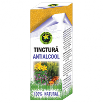 Tinctura antialcool 50 ml HYPERICUM