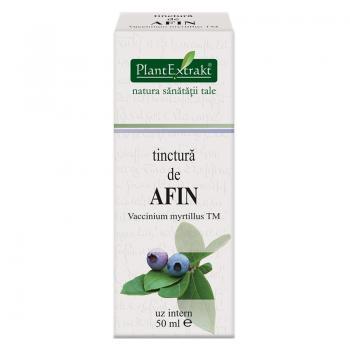 Tinctura de afin - vaccinium myrtillus tm 50 ml PLANTEXTRAKT