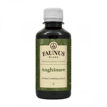 Tinctura de anghinare 200 ml FAUNUS PLANT