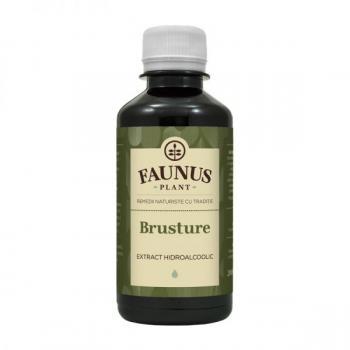 Tinctura de brusture 200 ml FAUNUS PLANT