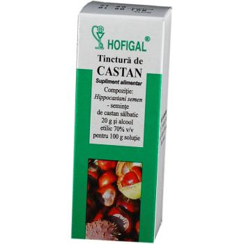 Tinctura de castan 50 ml HOFIGAL