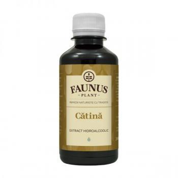 Tinctura de catina 200 ml FAUNUS PLANT
