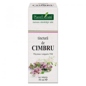 Tinctura de cimbru - thymus vulgaris tm 50 ml PLANTEXTRAKT
