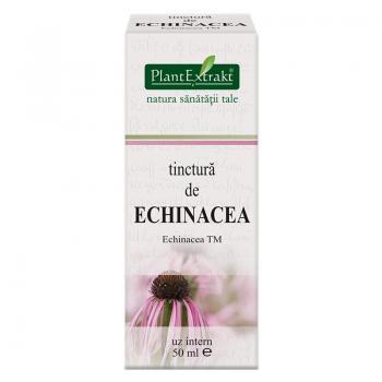 Tinctura de echinacea - echinacea tm 50 ml PLANTEXTRAKT