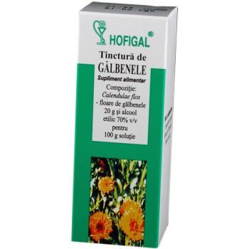 Tinctura de galbenele 50 ml HOFIGAL