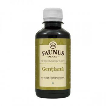 Tinctura de gentiana 200 ml FAUNUS PLANT