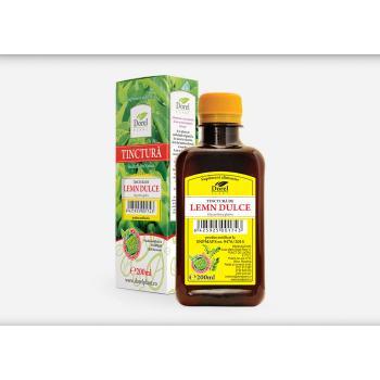Tinctura de lemn dulce 200 ml DOREL PLANT