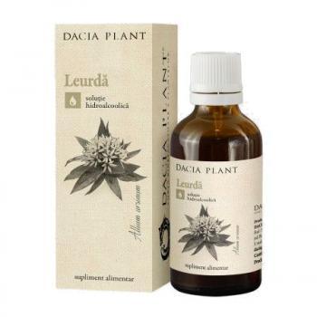 Tinctura de leurda 50 ml DACIA PLANT