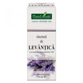 Tinctura de levantica- lavandula angustifolia tm 50 ml PLANTEXTRAKT