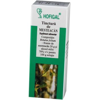 Tinctura de mesteacan 50 ml HOFIGAL