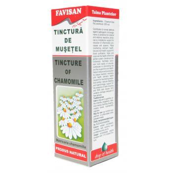 Tinctura de musetel x020 50 ml FAVISAN