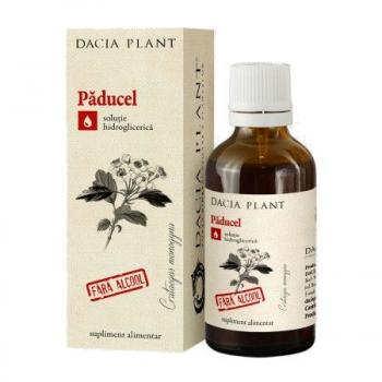 Tinctura de paducel fara alcool 50 ml DACIA PLANT
