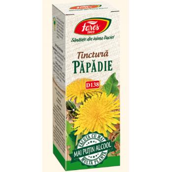 Tinctura de papadie 50 ml FARES