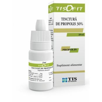 Tinctura de propolis 30% 25 ml TIS