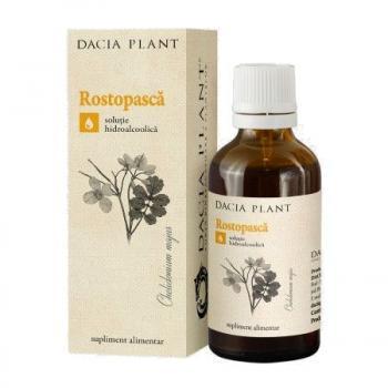 Tinctura de rostopasca 50 ml DACIA PLANT