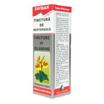 Tinctura de rostopasca x024 50 ml FAVISAN