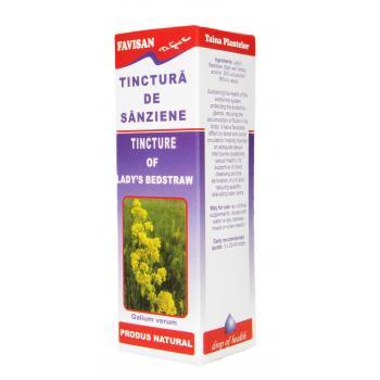 Tinctura de sanziene x028 50 ml FAVISAN