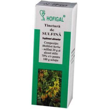 Tinctura de sulfina 50 ml HOFIGAL