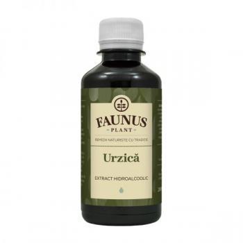 Tinctura de urzica 200 ml FAUNUS PLANT