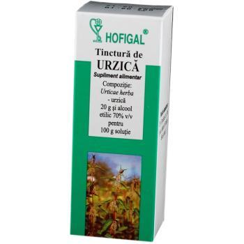 Tinctura de urzica 50 ml HOFIGAL