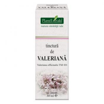 Tinctura de valeriana - valeriana officinalis tm=d1 30 ml PLANTEXTRAKT