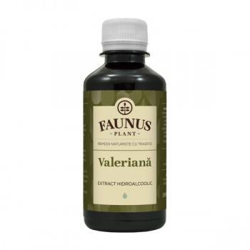 Tinctura de valeriana 200 ml FAUNUS PLANT