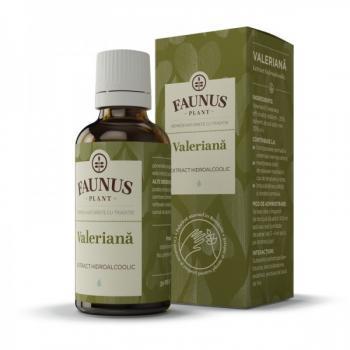 Tinctura de valeriana 50 ml FAUNUS PLANT