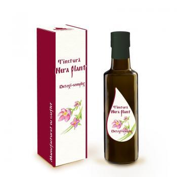 Tinctura detoxi-complex 100 ml NERA PLANT