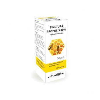 Tinctura din propolis 30% 30 ml MEBRA