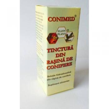 Tinctura din rasina de conifere 50 ml CONIMED