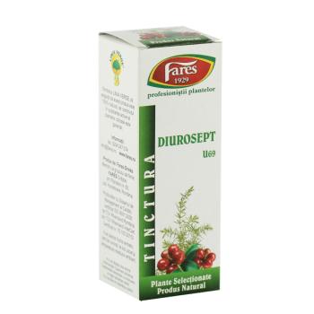 Tinctura Diurosept u69 30 ml FARES