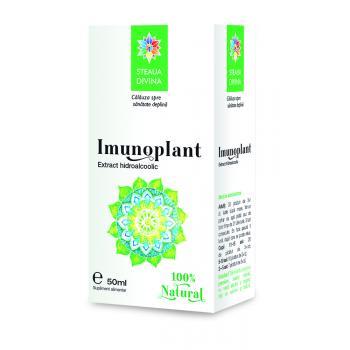 Tinctura imunoplant 50 ml STEAUA DIVINA