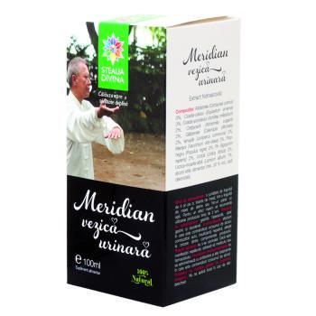 Tinctura meridian vezica urinara 100 ml STEAUA DIVINA