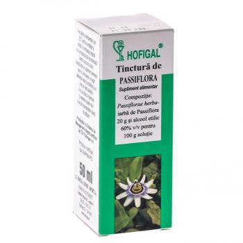 Tinctura passiflora 50 ml HOFIGAL