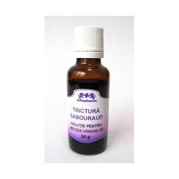 Tinctura sabouraud, solutie contra micozei 30 ml INFOFARM