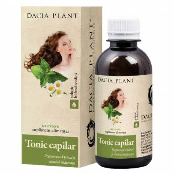 Tinctura tonic capilar 200 ml DACIA PLANT