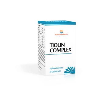 Tiolin complex 60 cps SUN WAVE PHARMA